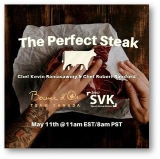 SVK - The Perfect Steak