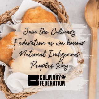 Honouring National Indigenous Peoples Day through Food & Culture