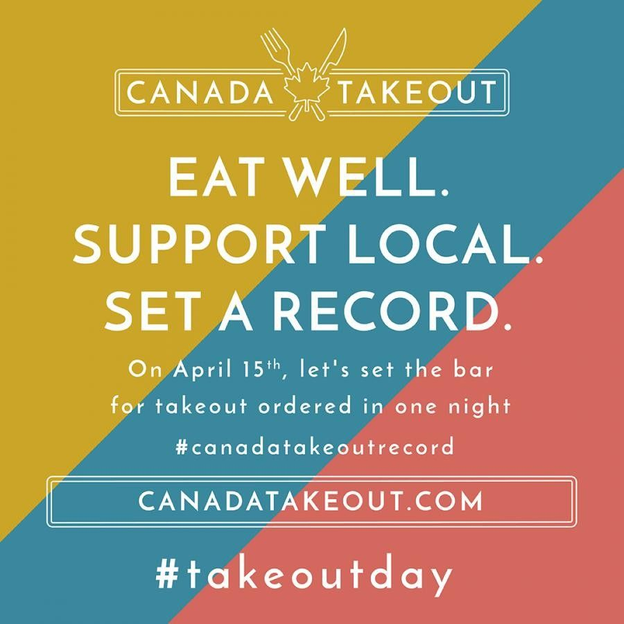 #takeoutday