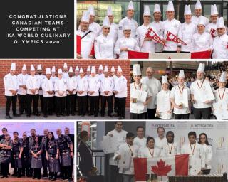 IKA World Culinary Olympics - Results
