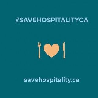 #SaveHospitalityCA