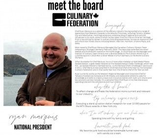Meet the Board - National President