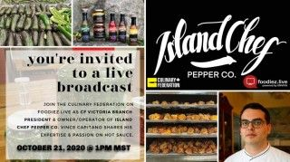 Foodize.live Island Chef Pepper Co.